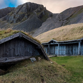 viking village by André Figueiredo - Buildings & Architecture Decaying & Abandoned (  )