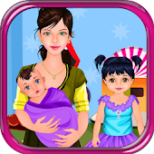 Teacher Birth - Baby Games