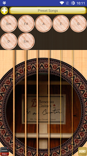 Learn Guitar with Simulator Screenshot