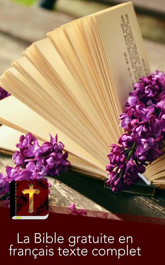 Telecharger gratuitement la bible louis segond en