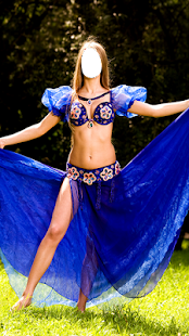 Beautiful Dancer Style Photo Frames - náhled
