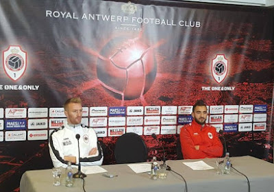 """Le coach de l'Antwerp optimiste: """"Si on batRoulers, on peut à nouveau penser au titre"""""""
