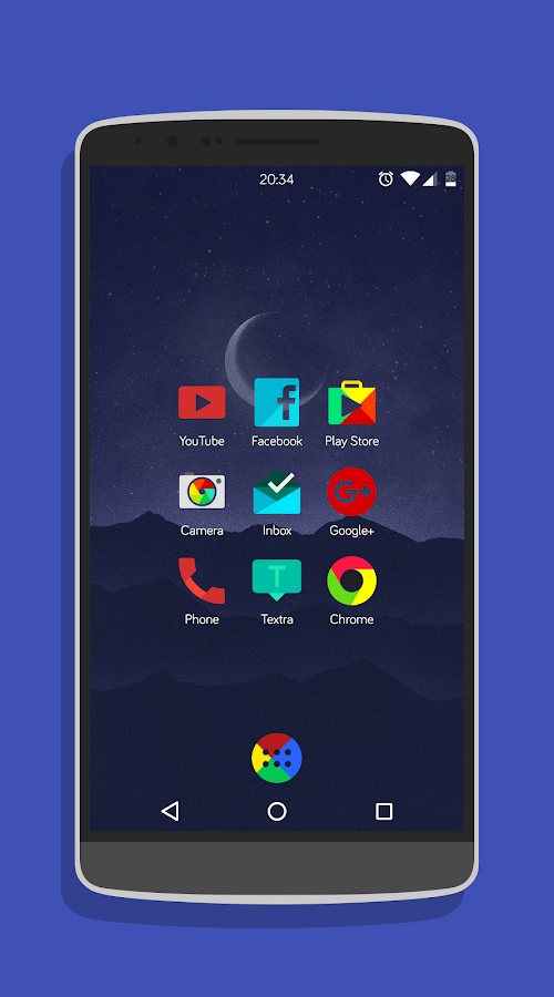 Matericons Icon Pack- screenshot
