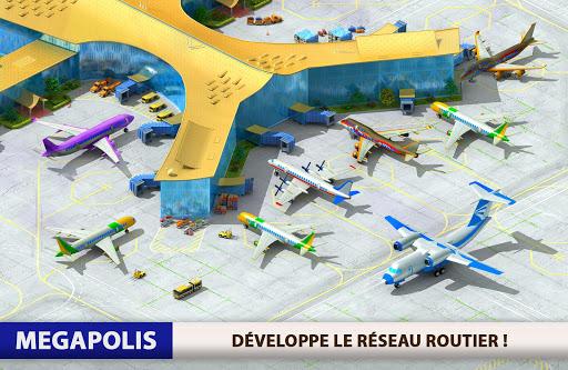 Code Triche Megapolis: Bâtis la ville de tes rêves!  APK MOD (Astuce) screenshots 3