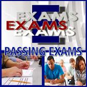 Passing Exams
