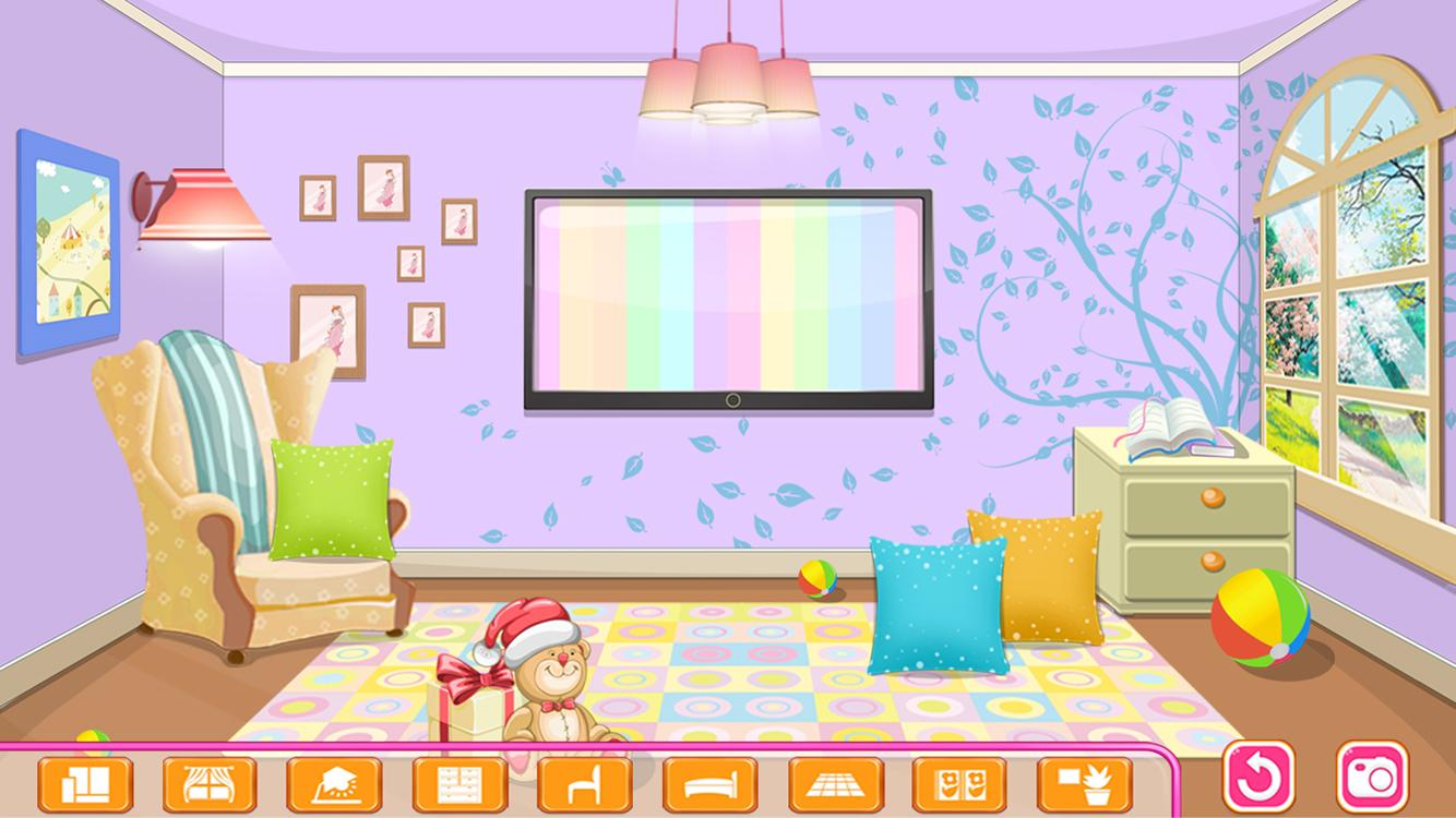 Princess Bedroom Decoration Games Princess Room Decoration Android Apps On Google Play