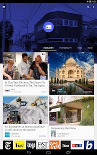 Google Play Newsstand - screenshot thumbnail