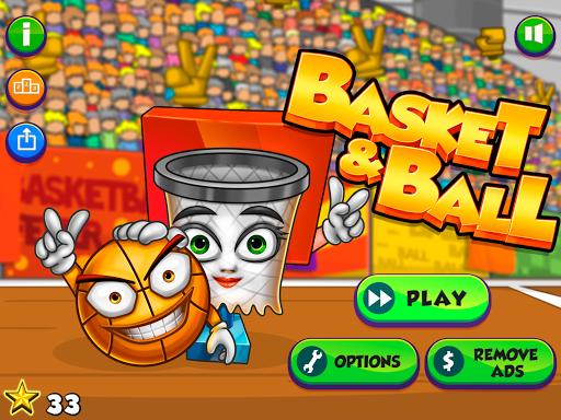 Basket and Ball 1.0.9.2 screenshots 10