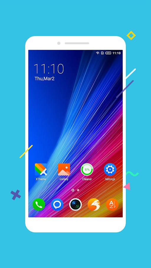 XOS - Launcher,Theme,Wallpaper APK 3.6.15 screenshots 1