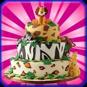 Cake Wonder Zoo Puzzle Games