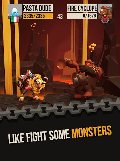 Duels: Epic Fighting Action RPG PVP Game screenshots apkshin 12