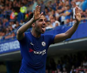 Cesc Fabregas: fin de l'histoire en Blues