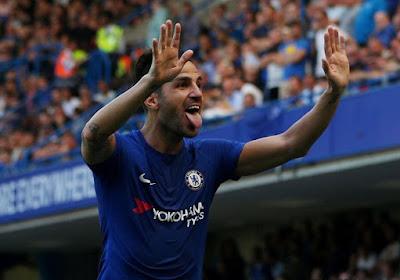 """Fabregas verloor bij Chelsea een dure weddenschap """"Wed niet, tegen welke prijs ook"""""""