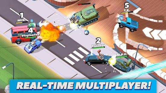 Crash of Cars- screenshot thumbnail