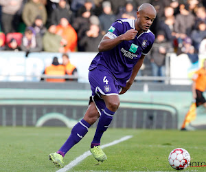 La sélection d'Anderlecht pour le Clasico : pas de Kompany