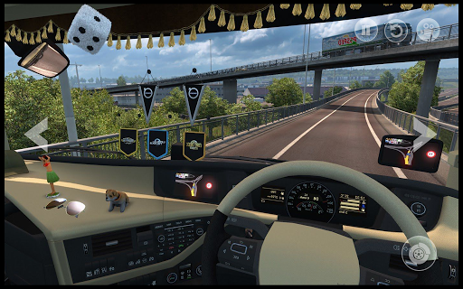 In Truck Driving : City Highway Cargo Racing Games 1.0 screenshots 11