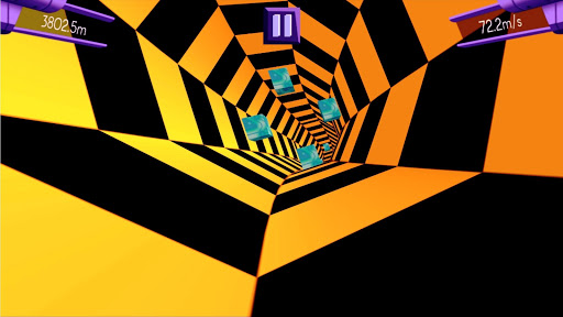 Speed Maze - The Galaxy Run 2.5 screenshots 4