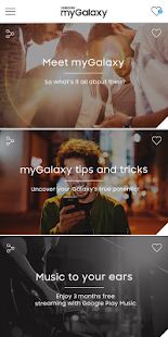 Samsung myGalaxy- screenshot thumbnail