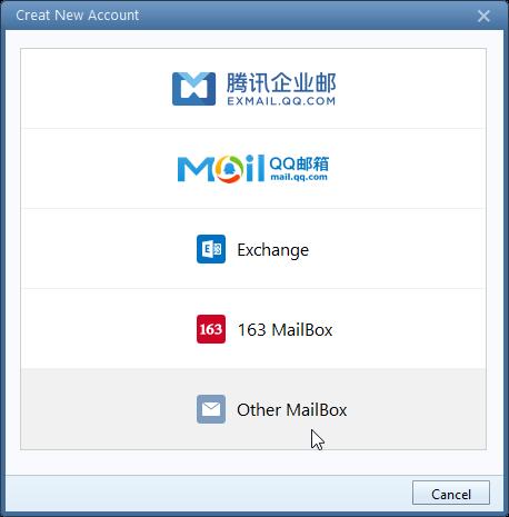 thumbapps.org Foxmail portable, start up run