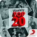 Weekly Top 20 Songs icon