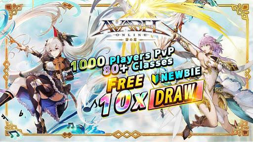 AVABEL ONLINE [Action MMORPG] 7.10.2 screenshots 16