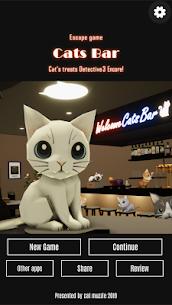 Escape game Cats Bar 5