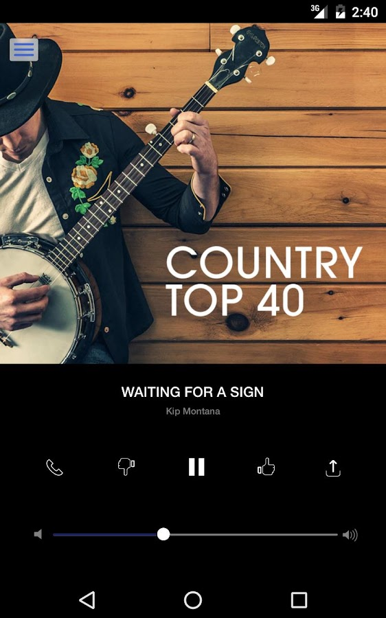 KGKL 97.5 FM - #1 for New Country - San Angelo- screenshot