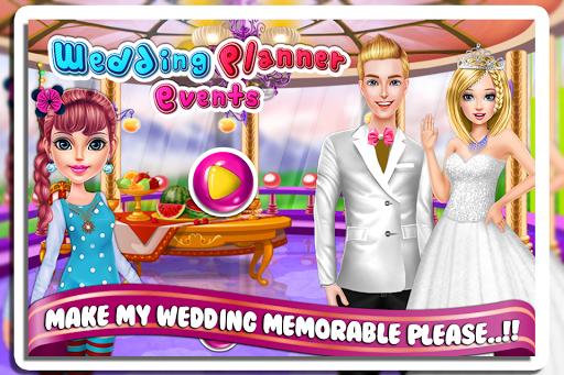 イベントプランナーの結婚式のゲーム