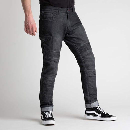 Broger Ohio Jeans (washed black)