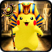 Pikachu Pharaoh Adventure 2