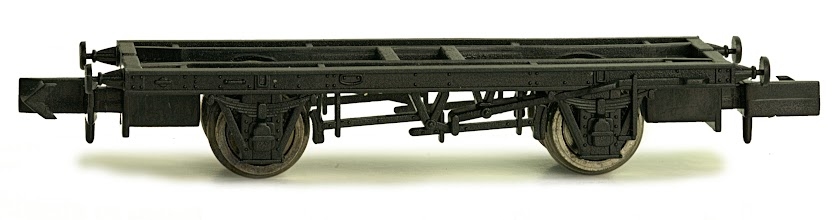 Photo: 2A-000-018  21T Hopper Chassis