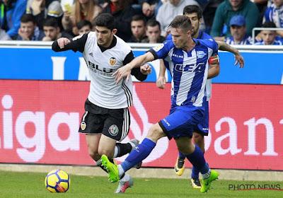 Liga: Valence assure face à Levante