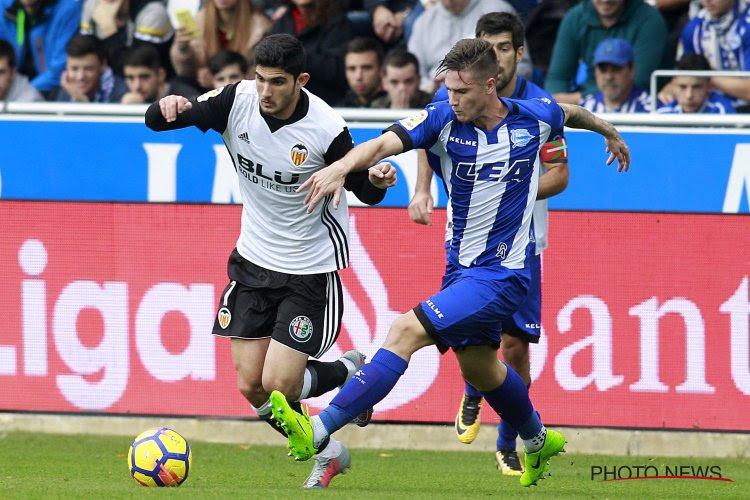 Officiel : Guedes finalement de retour en Liga