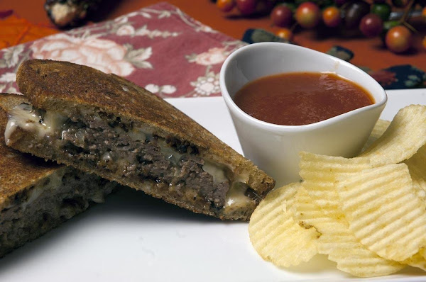The Ultimate Patty Melt & Chips Recipe