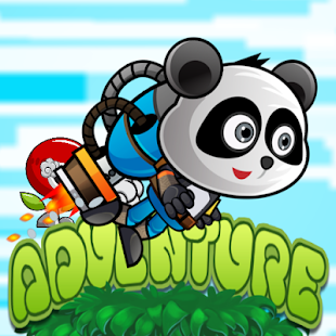 Panda Warior Run The Adventure screenshot