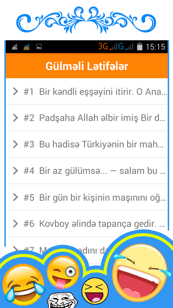 Gulməli Lətifələr 2018 1 0 Apk Download Com Shumkar