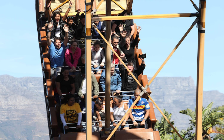 Cape Town's Ratanga Junction theme park closed its doors on May 1 after being open for 20 years.