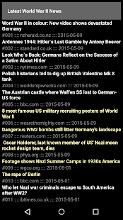 WWII News- screenshot thumbnail