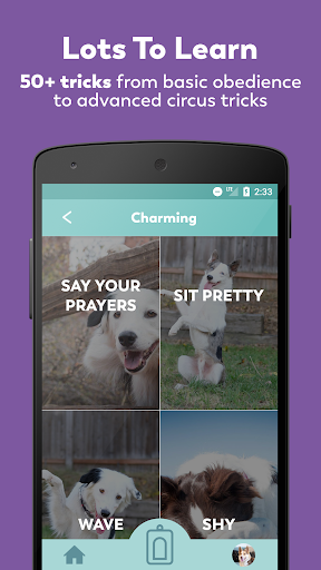 Puppr - Dog Training & Tricks 2.0.2 screenshots 2
