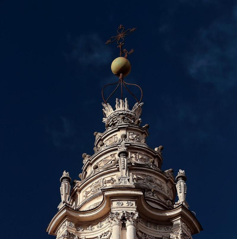 La torre di Babele di romano