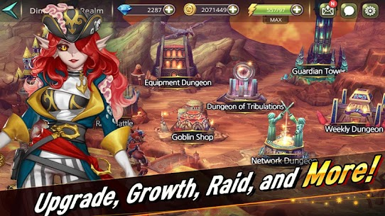 Guardian Soul Mod Apk Download For Android and Iphone 2