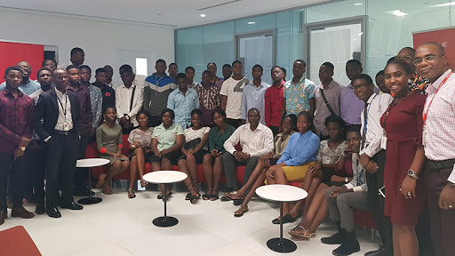 Oracle Academy students and educators in Nigeria and Ethiopia.