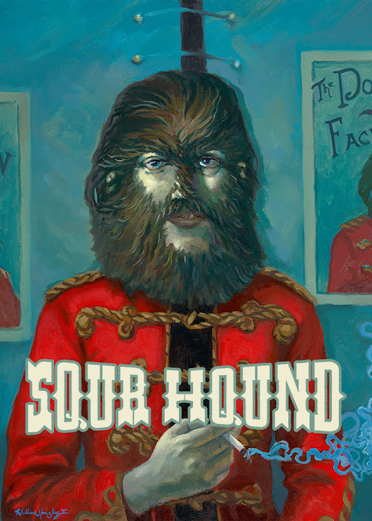Logo of Roy Pitz Sour Hound