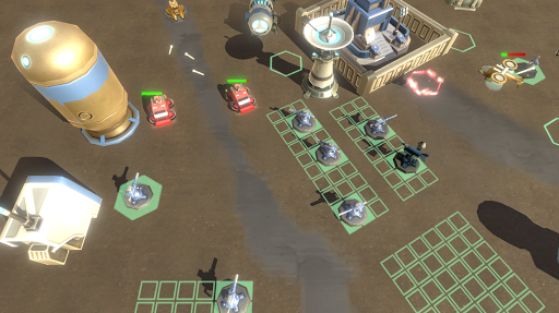 Battle Planet TD - RED ALERT - screenshot