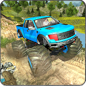 Offroad Monster Truck Driving