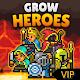 Grow Heroes Vip : Idle RPG