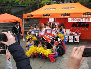 Photo: ジュニアダンサーズがボランティア出演