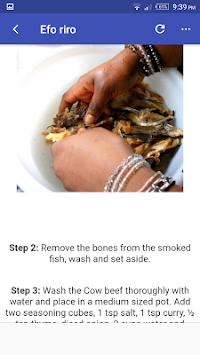 Download nigerian food recipes by adamsdut apk latest version app nigerian food recipes by adamsdut poster forumfinder Images