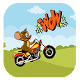 Jerry Motorbike Adventure