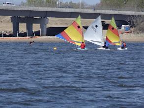 Photo: downwind maneuvering, 23, John Logan Bob
